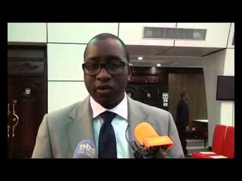 Sacky Shangala and George Simataa sworn in at Statehouse