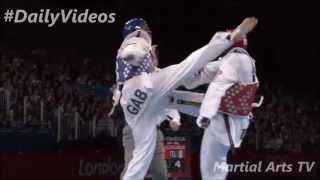 EPIC TAEKWONDO MOMENTS | Martial Arts TV