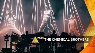 Download lagu The Chemical Brothers - Galvanize (Glastonbury 2019)