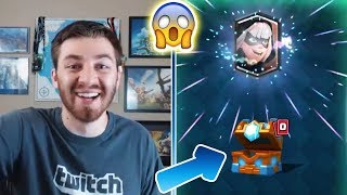 Top 5 MOST INSANE Chest Opening Reactions In Clash Royale | Best Legendary Cards Reactions #13