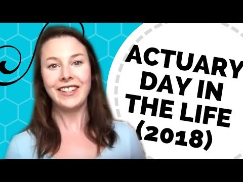 Actuary Day In The Life (2018)