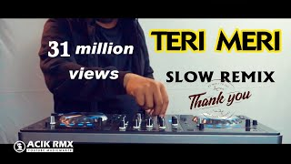 Download TERI MERI Slow Remix DJ ACIK Voc. Lusiana Safara