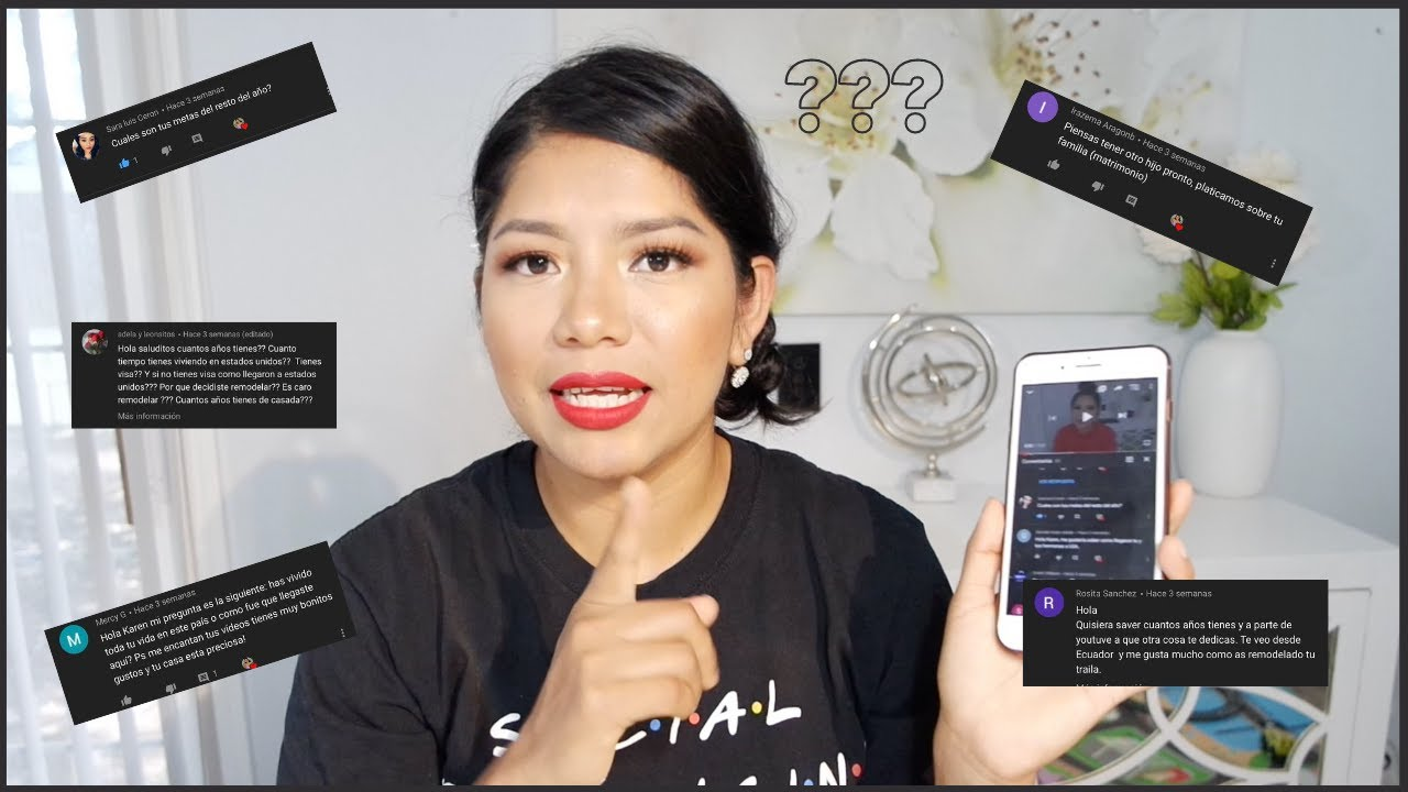 Preguntas Y Respuestas Chismetime Youtube