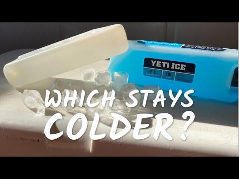 Yeti Ice vs Regular Ice - Which Works Better?
