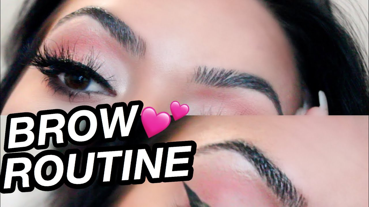 Download PERFECT BROW TUTORIAL - EASY BROW SHAPING | Marissa Paige
