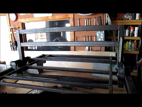 How to DIY:Arduino CNC Router Plasma Cutting Machine Part #1