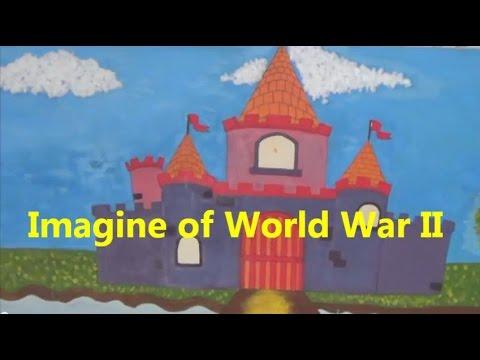 Imagine of World War II (SMPN 4 Bogor)