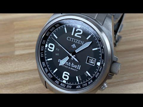 Citizen Mont-Bell Cb0171-89e