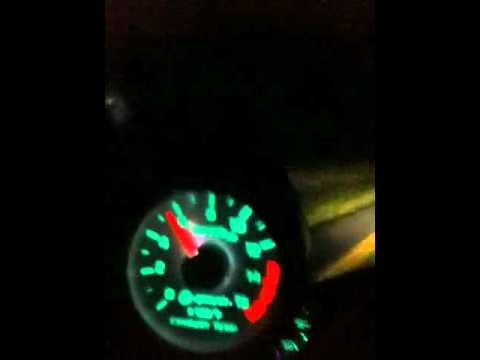 2005 Dodge Cummins cruising EGT's