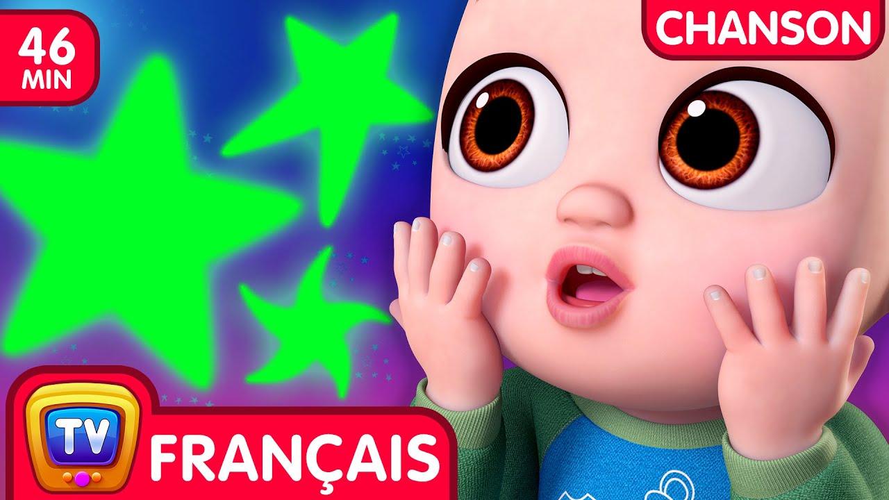 Brille Brille Petite Étoile (Baby Loves Stargazing) -  ChuChu TV Chansons Collection
