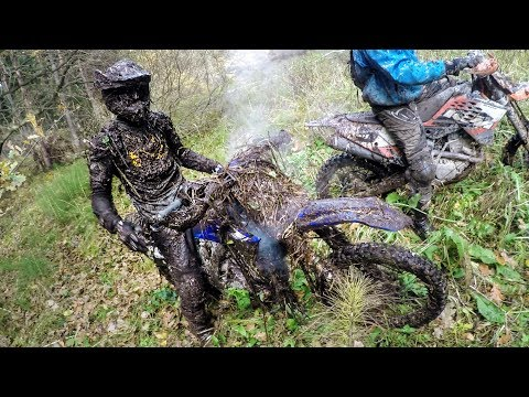 Mad Boys Messing Around - Enduro