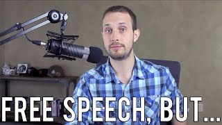 Re: 'Free Speech Is a Joke When Laughing Is a Crime' | A Debunk