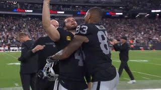 Raiders vs Ravens Crazy Final Minutes!