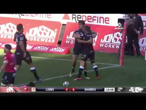 QUARTERFINAL HIGHLIGHTS: Lions v Sharks