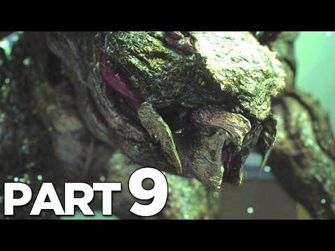 RESIDENT EVIL 3 REMAKE Walkthrough Gameplay Part 9 - HUNTERS (RE3 NEMESIS)
