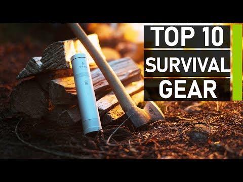 Top 10 Amazing Outdoor Survival Gear & Equipment | Part-2