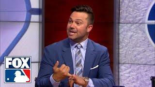 Nick Swisher explains why trading for Encarnacion was a great move for the Yankees | MLB WHIPAROUND