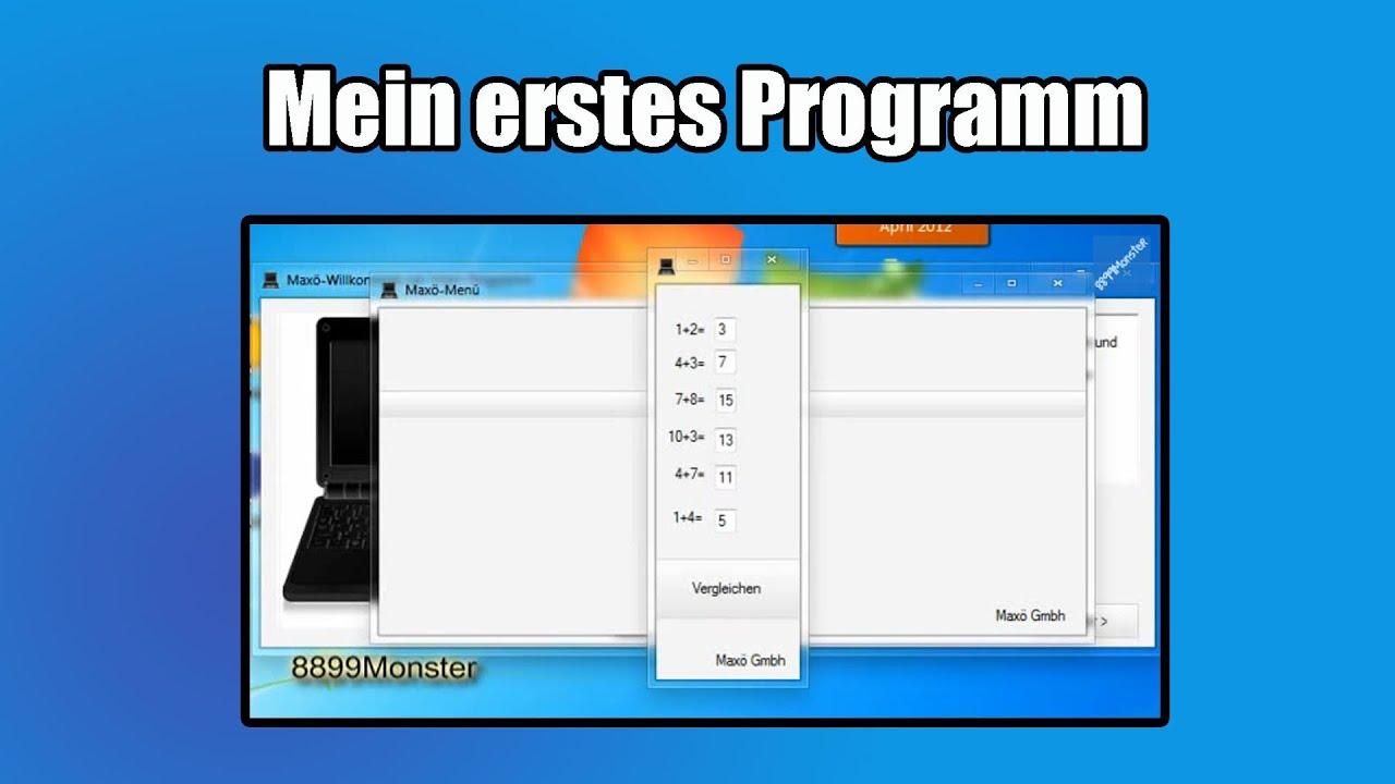 Mein Programm