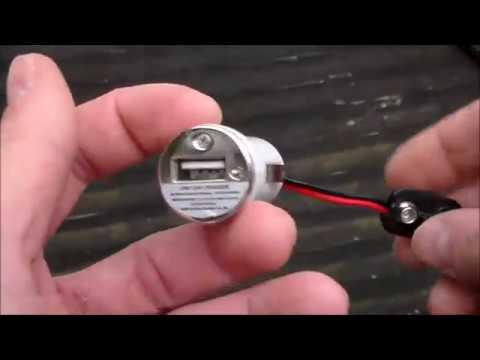 DIY 9 Volt USB Charger