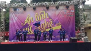 Ân Tình Xứ Nghệ 2016-Đội SVTN Đồng Hương Hà Tĩnh Vnua