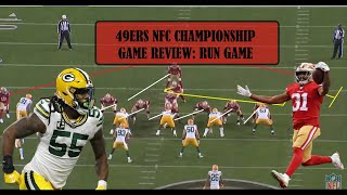 Film Review: 49ers Championship game, rush offense.