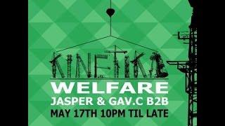 Welfare - Mix - Two months in Deep, Dark Techno - (2014)