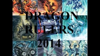 Dragon Rulers Rebuild (January 1st 2014 Banned List)- TCG