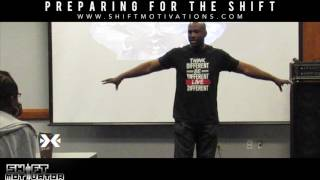 Preparing For the Shift 2017 Empowerment Session pt1