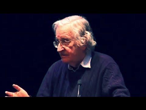 Noam Chomsky on Behaviorism
