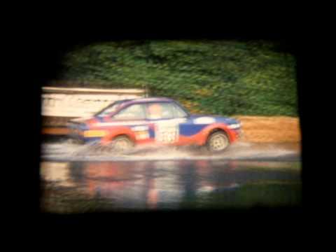 1977 Lombard RAC Rally - Sutton Park Watersplash