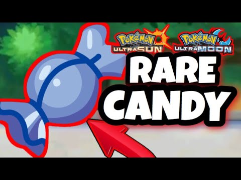 How to get UNLIMITED Rare Candies in Pokemon Ultra Sun & Pokemon Ultra Moon