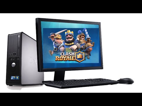 Play Clash Royale On PC?! Tutorial