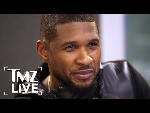 Usher: I'm Not Paying My Accusers | TMZ Live