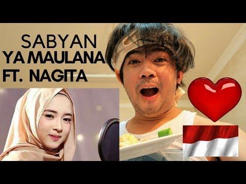 SABYAN - YA MAULANA ft. NAGITA - TRENDING IN INDONESIA