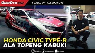 Lihat Penampakan Detil Juara Decal Competition Honda Civic Type-R