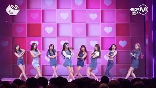 Dance mirror 러블리즈 4K 'Close To You' Lovelyz