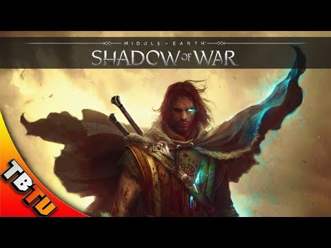 IT'S NOT ARK SO THIS IS PROBABLY A WASTE OF TIME - Middle Earth: Shadow Of War Gameplay  Live Stream