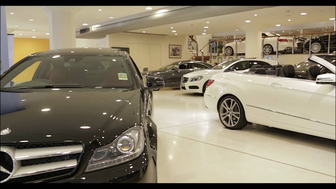 Sandersons Rushcutters Bay Mercedes Benz Dealer In Sydney Youtube