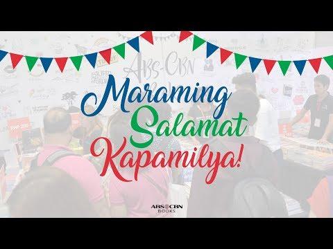 Manila International Book Fair 2019