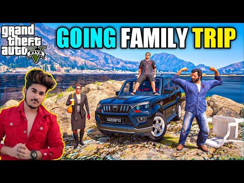 GTA 5 : JIMMY MICHAEL AND AMANDA GOING ON FAMILY TRIP!