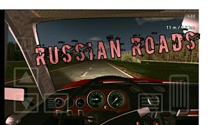 Voyage 2: Russian Roads Driving on highways