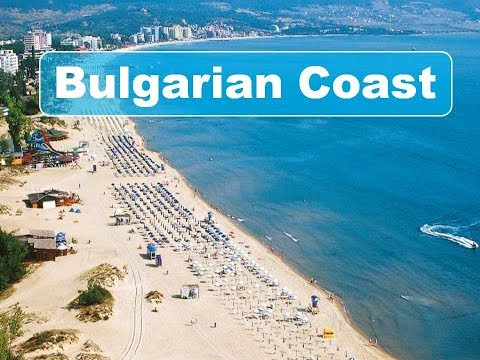 Motorcycle Trip around the Balkans. Varna - Bourgas road, Sunny Beach and Sofia - Part 6