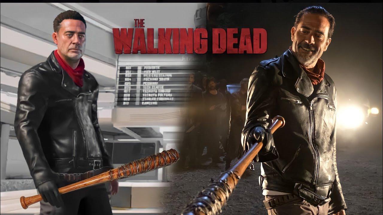 EP133: Negan X Survive Till Dawn 🧟♂️ (The Walking Dead) Zombies - PUBG Mobile