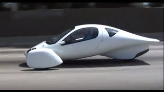 Aptera Electric Car - Jay Leno