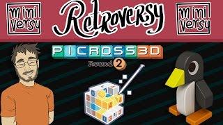 Picross 3D Round 2: So cute! - Miniversy