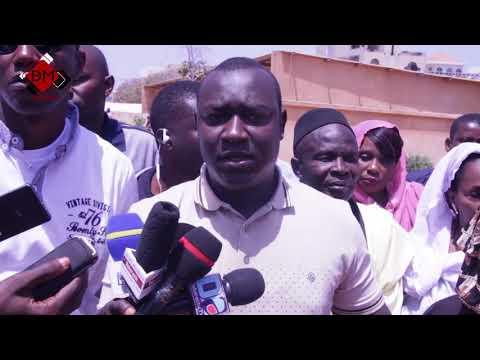 """Lat Diop assiste les populations de Guediawaye avec la journée """"beut you lerr"""""""