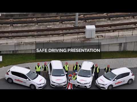 Safe Driving for Construction Safety Week