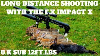FX Impact  25 with INSANE ACCURACY: FX Airguns Tuned by Southern