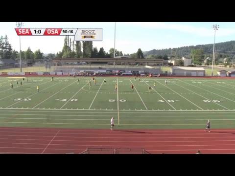 Sounders Women vs OSA FC at Sunset Stadium