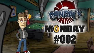 Let's Play: Randal's Monday [German] #002 - Kein Inzest mit Mr. Marconi! | Oizo Gaming